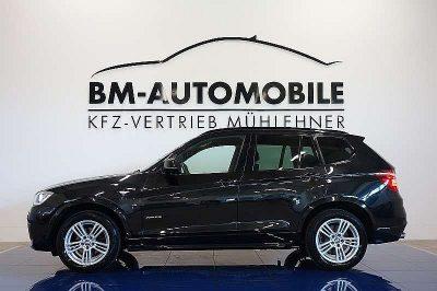 BMW X3 xDrive20i M-Sportpaket,Aut.,Benziner,NaviProf.,Anhängerkupplung,Euro6,1.Besitz bei BM-Automobile e.U. in