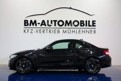 BMW M2 DKG Coupé,LCI,LED,1.Besitz,Kamera,Servicepaket bei BM-Automobile e.U. in
