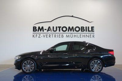 BMW 520d xDrive Aut.G30,Sport-Line,Abstandstempomat bei BM-Automobile e.U. in