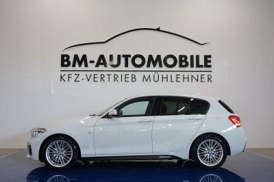 BMW 116d M Sport-Paket Aut.,Navi,Kamera,Garantie+Servicepaket bei BM-Automobile e.U. in