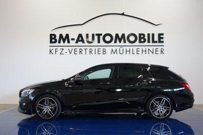 Mercedes-Benz CLA 200 d Shooting Brake 4MATIC Aut.,AMG-Line,LED,Kamera,Navi bei BM-Automobile e.U. in