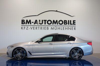 BMW M550d xDrive Individual,Massage,Sitzlüftung,Standheizung,LED bei BM-Automobile e.U. in