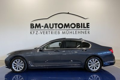 BMW 730Ld xDrive Langversion,Executive Lounge-Paket,MassageSitzlüftung,TV/DVD, bei BM-Automobile e.U. in