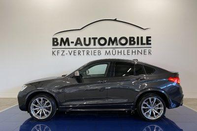 BMW X4 M40i 360PS,LED,HeadUp,Kamera,Assistentzpaket, bei BM-Automobile e.U. in