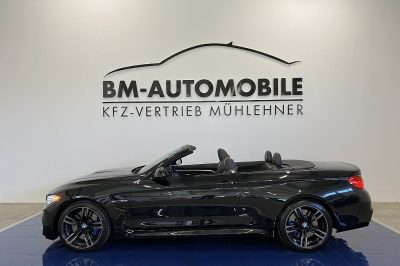 BMW M4 Cabrio DKG,LED,HeadUp,M-Drivers Package,Individual, bei BM-Automobile e.U. in
