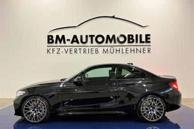 BMW M2 Competition DKG Coupé,M-Sportbremse,M-Sportsitze,Leasingfähig,Kamera bei BM-Automobile e.U. in