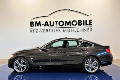BMW 440i xDrive Gran Coupe Aut.,1.Besitz,LED,NaviProf.,Glasdach,Leasingfähig bei BM-Automobile e.U. in