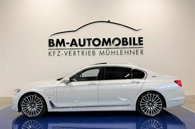 BMW 740Le xDrive Hybrid,Allrad,Langversion,SkyLounge,TV,Massage,LaserLicht bei BM-Automobile e.U. in