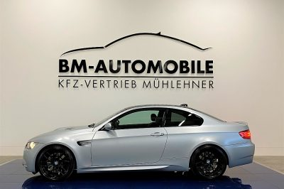 BMW M3 DKG Coupé Competition,Sondermodell Frozen Silver Edition bei BM-Automobile e.U. in