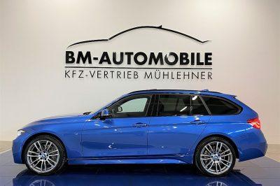 BMW 340i xDrive Touring M Sportpaket,LCI,HeadUp,Panorama,LED,Kamera,AHK bei BM-Automobile e.U. in