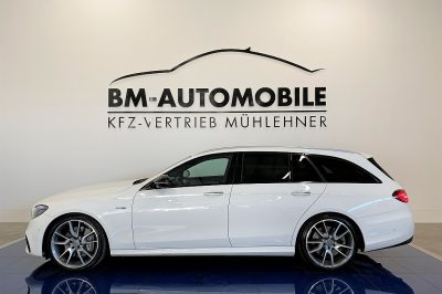 Mercedes-Benz E43 AMG T 4MATIC Avantgarde Aut. bei BM-Automobile e.U. in