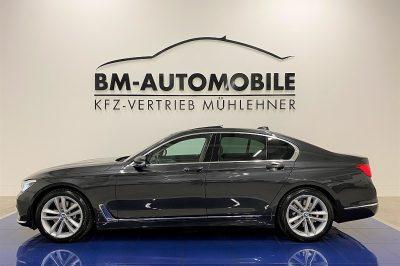 BMW 730d xDrive Aut.,HeadUp,Standheizung,Sitzlüftung,Night Vision bei BM-Automobile e.U. in