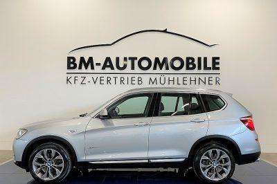 BMW X3 xDrive30d Aut.,LCI,X-Line,NaviProf.,1.Besitz,Komfortzugang bei BM-Automobile e.U. in