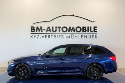 BMW 540i Touring xDrive Aut.,HeadUp,LED,Standheizung,1.Besitz bei BM-Automobile e.U. in