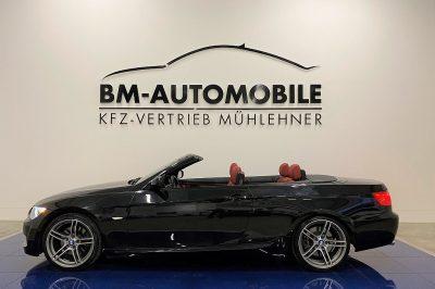 BMW 325d Cabrio M-Paket Aut.,— Verkauft — bei BM-Automobile e.U. in