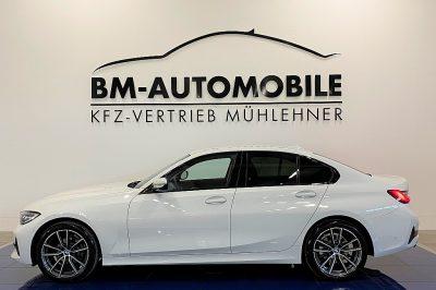 BMW 318d Aut.,G20 Neues-Modell,Sport-Line,LED,Leder,NaviProf.,Kamera bei BM-Automobile e.U. in