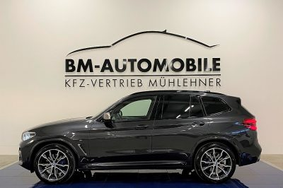 BMW X3 M40i 360PS,HeadUp,LED,el.AHK,1.Besitz,Assistenzpaket bei BM-Automobile e.U. in