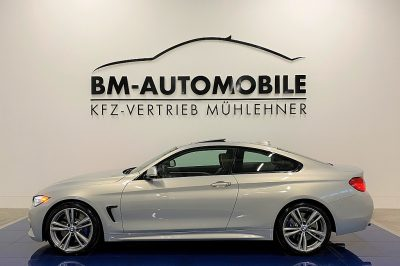 BMW 435i Coupe M-Paket,Individual,Performance-Kit340PS,LED,HeadUp bei BM-Automobile e.U. in