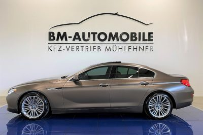 BMW 640i xDrive Gran Coupé — Verkauft — bei BM-Automobile e.U. in