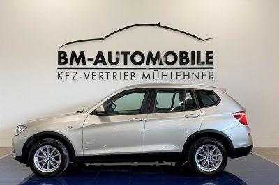 BMW X3 xDrive 20d Aut., — Verkauft — bei BM-Automobile e.U. in