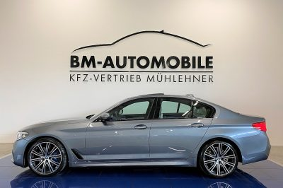 BMW 540i xDrive Aut.,M-Paket — Verkauft — bei BM-Automobile e.U. in