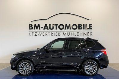 BMW X3 xDrive30d M-Paket,el.AHK,LED,Kamera,NaviProf.,Assistenzpaket bei BM-Automobile e.U. in