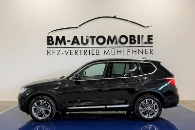 BMW X3 xDrive30d xLine Aut.,HeadUp,LED,NaviProf.,Kamera,Leder bei BM-Automobile e.U. in