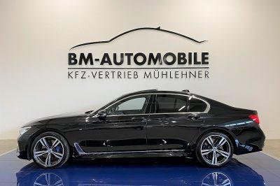 BMW 750d xDrive — Verkauft — bei BM-Automobile e.U. in