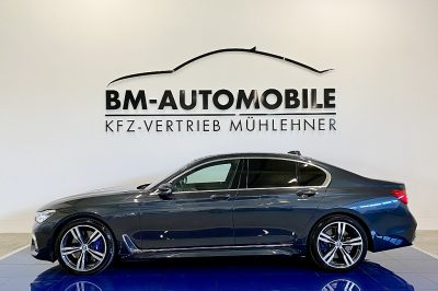 BMW 750d xDrive Aut.,M-Paket,LED,AHK,Massage,Assistenzpaket bei BM-Automobile e.U. in