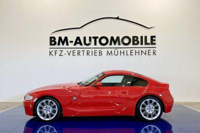 BMW Z4 Coupé 3,0si M-Paket,Nur 75.000km,Navi,18″ M-Alu bei BM-Automobile e.U. in