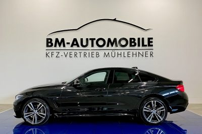 BMW 440i xDrive Gran Coupe M Sport LCI,HeadUp,1.Besitz,LED,19″ bei BM-Automobile e.U. in