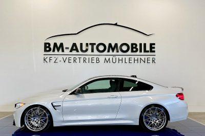 BMW M4 DKG Competition 450PS — Verkauft — bei BM-Automobile e.U. in