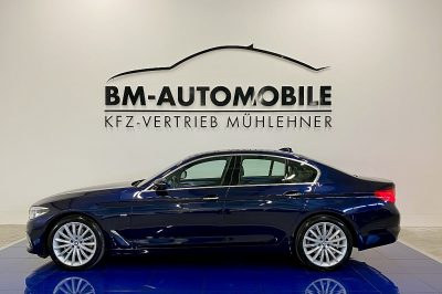 BMW 520d xDrive Aut.,Massage,Sitzlüftung,HeadUp,LED,Standheizung bei BM-Automobile e.U. in