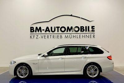 BMW 530d xDrive M-Paket Touring Aut.,LCI,Navi,Leder,Euro6 bei BM-Automobile e.U. in