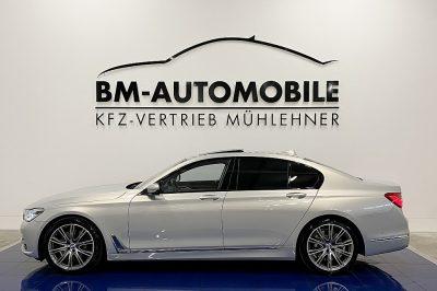 BMW 750i xDrive Individual,NP 190.000.-,Laser,Massage,DVD bei BM-Automobile e.U. in