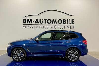 BMW X3 M40i 360PS,HeadUp,1.Besitz,LED,AHK,Assistenzpaket bei BM-Automobile e.U. in