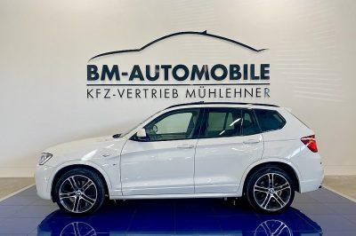 BMW X3 xDrive35i M Sport — Verkauft — bei BM-Automobile e.U. in
