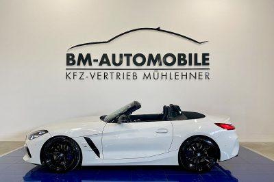 BMW Z4 sDrive M40i,HeadUp,ACC,Kamera,Nur 7.000km,Neuwertig bei BM-Automobile e.U. in
