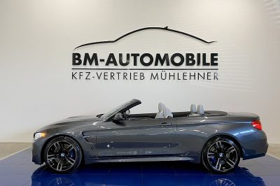 BMW M4 Cabrio DKG,Nur 22.000km,HeadUp,Merino-Leder,H&K bei BM-Automobile e.U. in