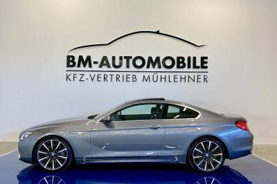 BMW 640i xDrive Coupé,LED,HeadUp,Glasdach,H&K,20″Alu bei BM-Automobile e.U. in