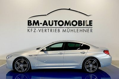 BMW 650i xDrive Gran Coupé M-Sport,Individual-Mondstein bei BM-Automobile e.U. in