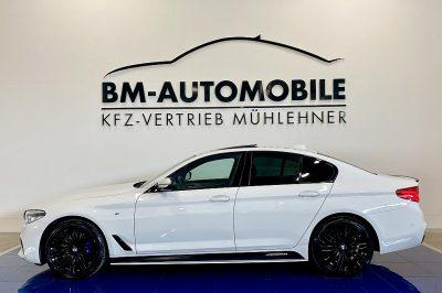 BMW 540d xDrive,M-Sport-Performance-Paket,Massage,HeadUp bei BM-Automobile e.U. in