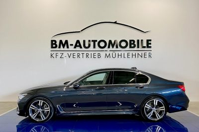 BMW 740d xDrive M-Sportpaket,Massage,Sitzlüftung,LED,H&K bei BM-Automobile e.U. in