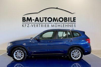 BMW X3 xDrive 20d Aut.,el.AHK,HeadUp,Leder,LED,Navi bei BM-Automobile e.U. in
